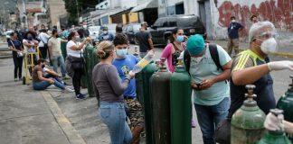 Venezuela registró 927 nuevos casos de Covid-19