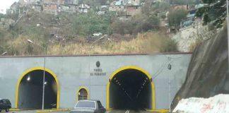 Rescataron a 112 personas del Túnel El Paraíso