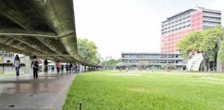 comisión para la recuperación de espacios de la UCV
