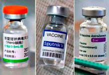 Vacuna Sputnik V se puede combinar