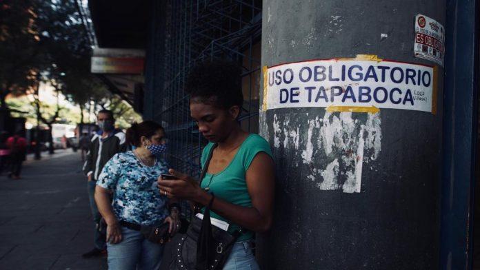 Venezuela registró 929 nuevos casos de Covid-19