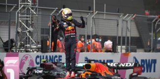 Max Verstappen ganó el GP de Austria
