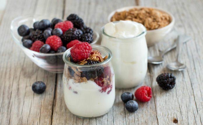 yogur natural - yogur natural
