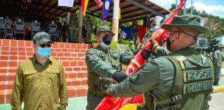 nuevo comandante de la ZODI Carabobo