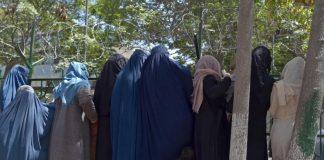 Talibanes asesinaron a una mujer - Talibanes asesinaron a una mujer