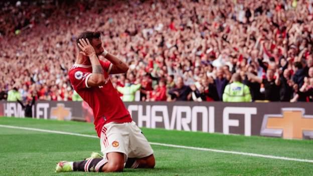 Manchester United, Chelsea y Liverpool golearon en el Arranque de la Premier League