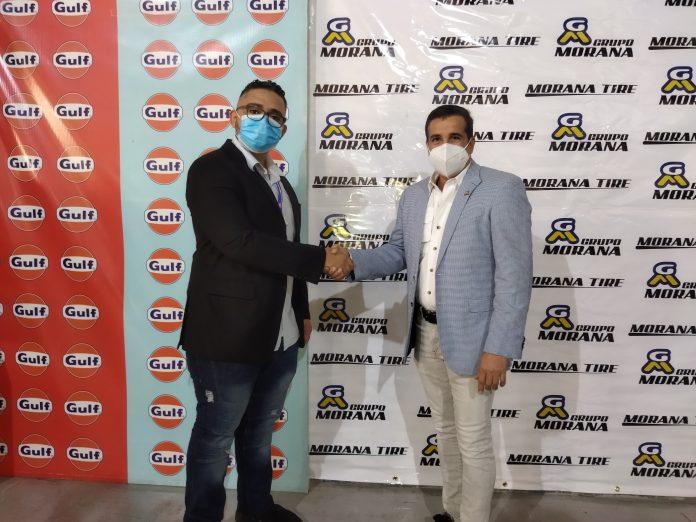 Grupo Morana y Gulf Oil Venezuela