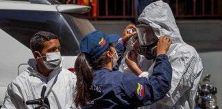 Venezuela registró 1.186 nuevos casos de Covid-19