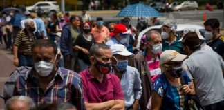 Venezuela registró 1.218 nuevos casos de Covid-19