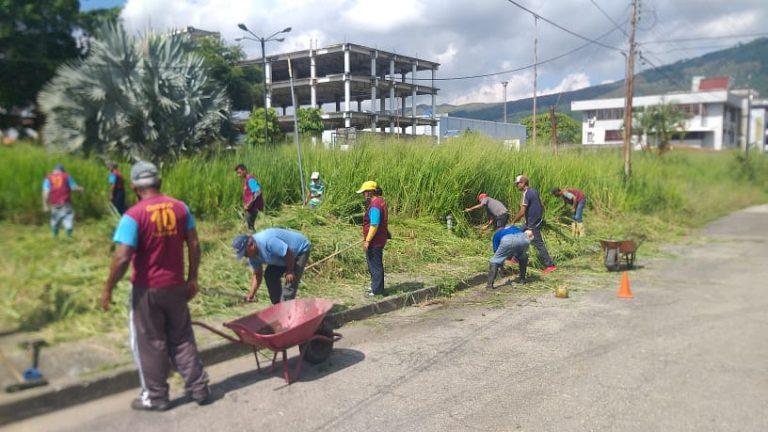 Ejecutan plan de atención integral en la comunidad La Campiña I, Naguanagua