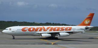 Conviasa mantendrá ruta hacia Cancún
