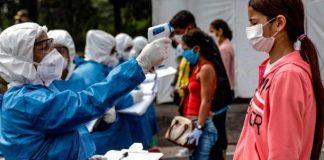 Venezuela registró 1.040nuevos casos de Covid-19