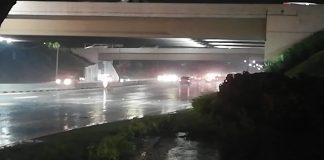 Fuertes lluvias ocasionaron colapsos en Caracas