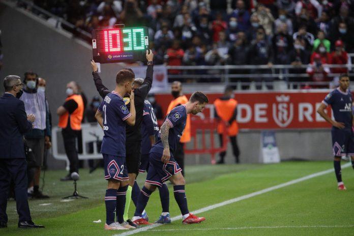 Lionel Messi debutó con el PSG, quien mantiene su invicto en la Ligue 1