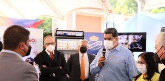 Nicolás Maduro planteó adelantar las fiestas navideñas para octubre