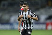 Jefferson Savarino mandó al Atlético Mineiro a semifinales en la Copa Libertadores