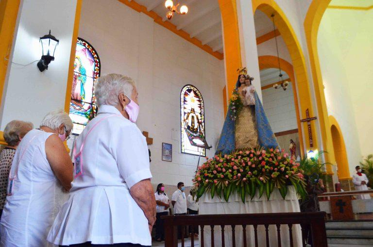 Naguanagua celebró con fervor el Día de su Santa Patrona Nuestra Señora de Begoña