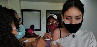 Fairuth Ortega promovió jornada de vacunación