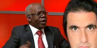 Abogado Femi Falana caso Alex Saab - Noticias 24 Carabobo