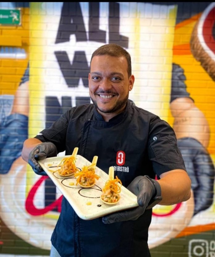 Chef venezolano Leonardo Gentilcore