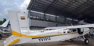 Avioneta que cayó en Maturín - Avioneta que cayó en Maturín