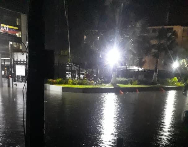 Lluvias en Puerto Cabello - Lluvias en Puerto Cabello