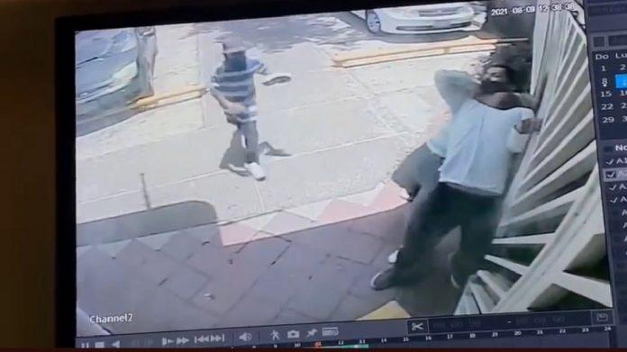 Atracadores aplican