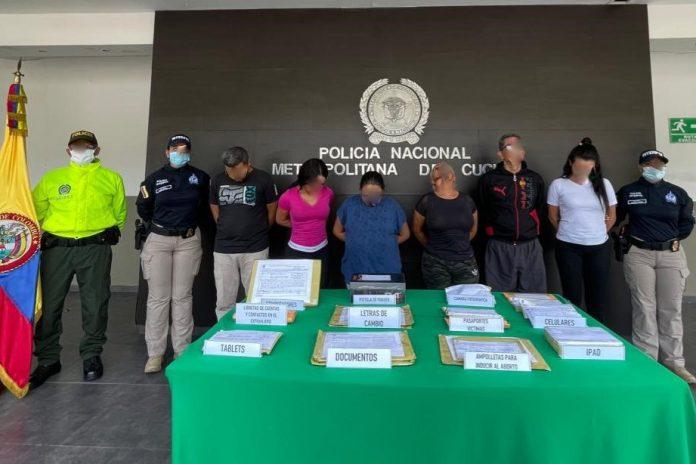 Policía de Colombia desmanteló a banda que traficaba mujeres venezolanas