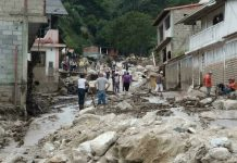 Obispo de Mérida enfrentó a la GNB por negar acceso de ayuda humanitaria