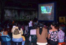 Alcaldía de Naguanagua lleva el cine a comunidades