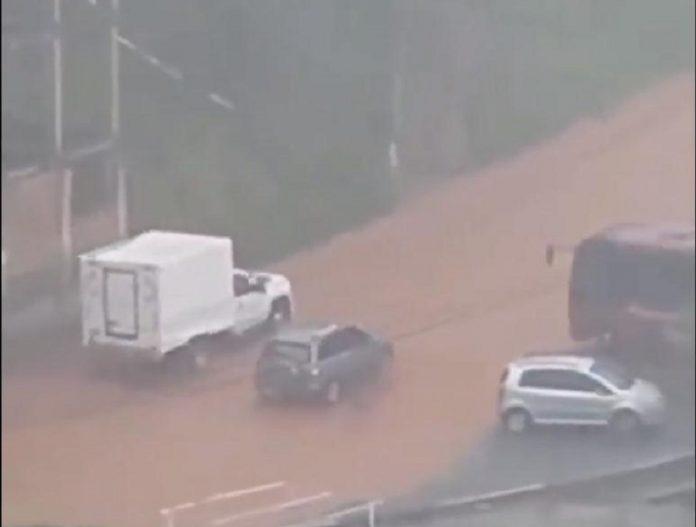 Nuevamente las lluvias afectaron a La Guaira