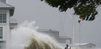 Huracán Ida en Louisiana - Huracán Ida en Louisiana