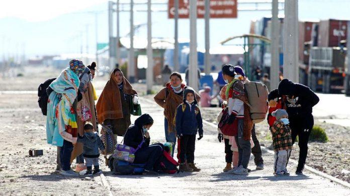 desaparición de migrantes con redes de trata de personas - desaparición de migrantes con redes de trata de personas