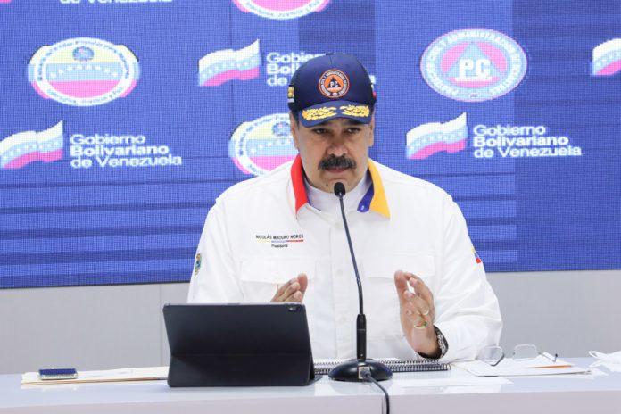 Nicolás Maduro anunció que llegarán millones de vacunas a Venezuela