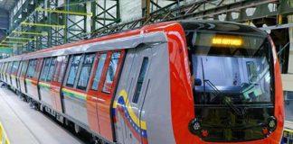 detenidos por hurtar cables del Metro Los Teques