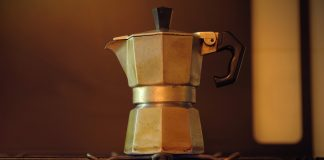 Perdió la vida por preparar café - Perdió la vida por preparar café