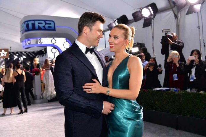 Scarlett Johansson y Colin Jost ya son padres - Scarlett Johansson y Colin Jost ya son padres