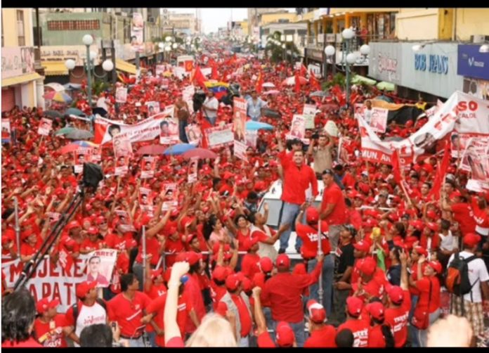 Candidatos del PSUV - Candidatos del PSUV