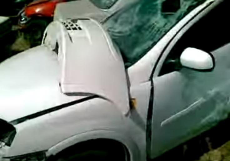 Hombre muere en San Mateo, Aragua en accidente automovilístico