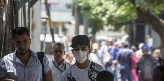 Venezuela registró 890 nuevos casos de Covid-19