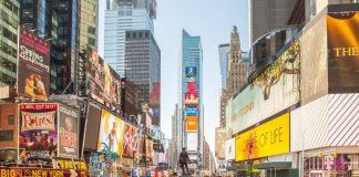 Nueva York Tiroteo en Time Square causó terror entre los transeúntes (+video)