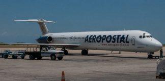 Aeropostal reinauguró ruta Caracas–El Vigía–Caracas