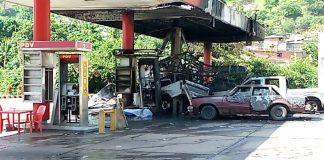 Anzoátegui Explosión de un automóvil a gas dejó un fallecido y ocho heridos