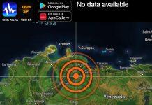 Portuguesa Se registró un sismo de magnitud 4.6 en varios estados de Venezuela