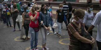 Venezuela registró769 nuevos casos de Covid-19