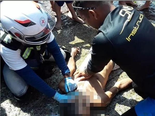 Joven murió ahogado en Bahía de Cata, en el estado Aragua