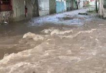 Inundaciones en sectores de Aragua - Inundaciones en sectores de Aragua