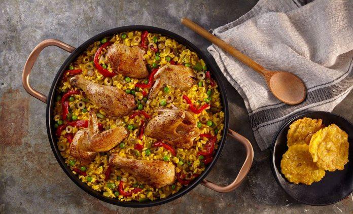 arroz con pollo - arroz con pollo