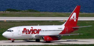 Suspenden vuelos Caracas–Cancún