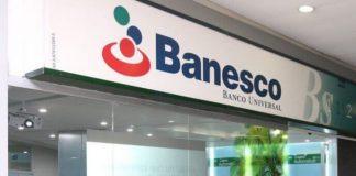 Banesco presentó fallas en su plataforma en línea la tarde de este lunes